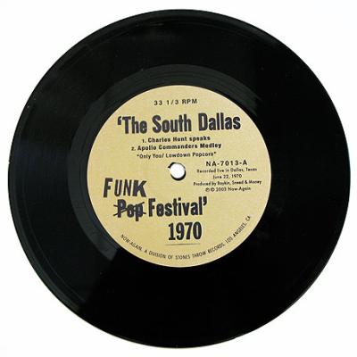 Various – South Dallas Pop Fest Addendum