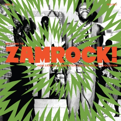 Various – Welcome To Zamrock! Vol. 2