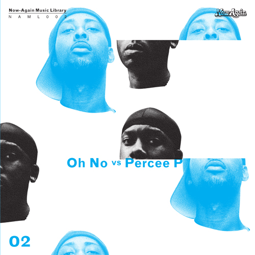 Oh No and Percee P  – OH NO and PERCEE P Vs. Now-Again