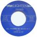 Lightmen Plus One – All Praises To Allah (Lightin' Records, 1972)