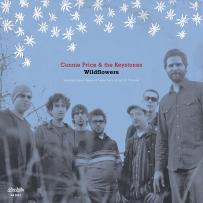 Connie Price And The Keystones – Wildflowers feat. L.A. Carnival 12″
