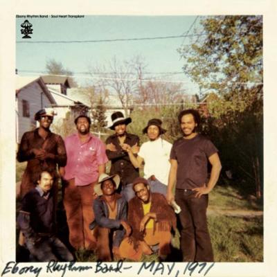 Ebony Rhythm Band – Soul Heart Transplant 7″