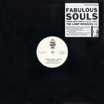Fabulous Souls – Take Me 12″