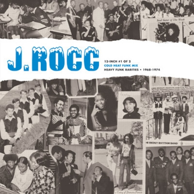 J.Rocc – Cold Heat Funk Mix