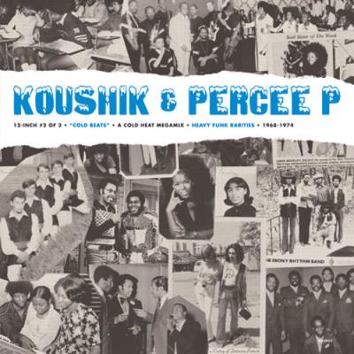 Koushik feat. Percee P – Cold Beats