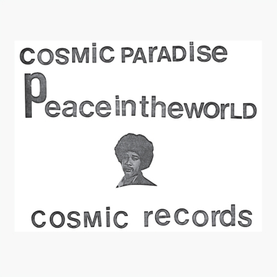 Michael Cosmic / Phill Musra Group – Peace In The World / Creator Spaces