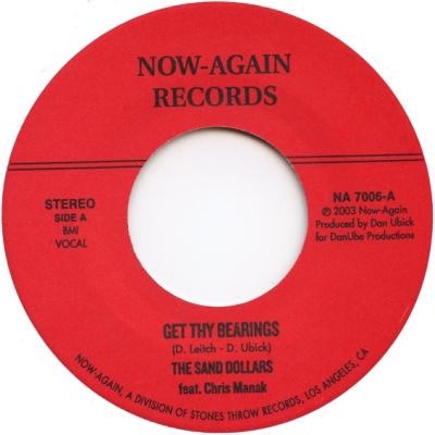 Sand Dollars feat. Chris Manak – Get Thy Bearings