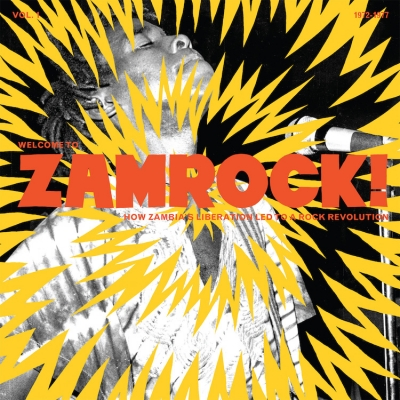 Various – Welcome To Zamrock! Vol. 1
